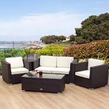 decor of rattan patio furniture charm of outdoor rattan furniture outdoor furniture residence decorating pictures