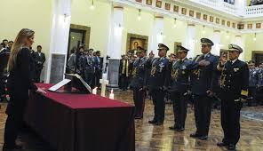 Resultado de imagen para Jeanine Áñez designa nuevo gabinete ministerial en Bolivia