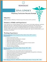 Pharmacist Resume Objective Career Objective For Pharmacist Resume