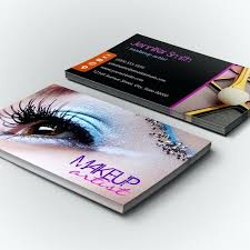 makeup artist business cards templates awesome top free fresh 11