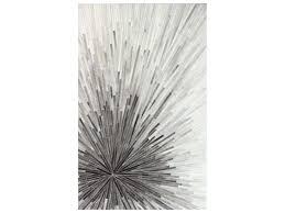 bashian rugs santa fe rectangular grey area rug
