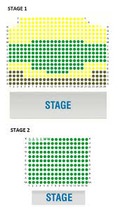 Northern Stage Seating Chart Northern Stage Newcastle Seating Plan View The Seating