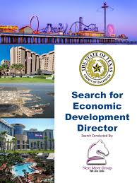 Galveston County - Search For Economic Development Director - Next ...