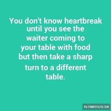 Funny Heartbreak Status
