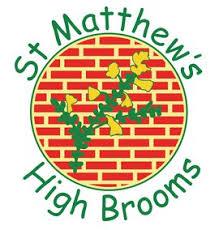 Image result for St Matthews primary school badge high brooms
