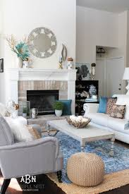 Pier One Living Room Fall Living Room Makeover Tips For Perfect Seasonal Decor