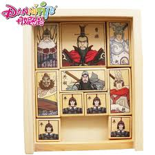 Wooden Path Game Danniqite Classic Chinese Wooden Traditional Escape Game Toy 71