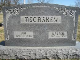 Iva Wolfe McCaskey (1886-1940) - Find A Grave Memorial