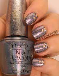 OMD2 Nail Art Challenge: Holographic | Be Happy and Buy Polish