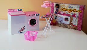 barbie dollhouse furniture sets. delighful dollhouse gloriau0027s laundry center  doll furniture play set barbie  youtube inside barbie dollhouse furniture sets s