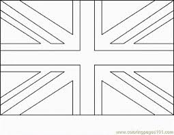 Online British Flag Coloring Page 68 In Free Online With British United Kingdom Flag Colouring Page L