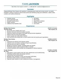Bartender Resume Description Bartender Resume Description Oloschurchtp 18