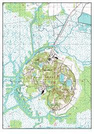 avery island topographic map