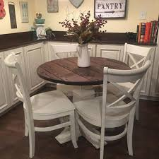excellent table luxury round pedestal dining table small round table on round farmhouse kitchen