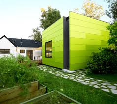 green exterior house paintLime Green Exterior Paint Clairelevy Makeovers 2017 Popular House