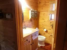 Cabin Bathroom Cabin Cozy Cabin Oakland Md
