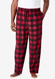 Pajama Jeans Size Chart Microfleece Pajama Pants