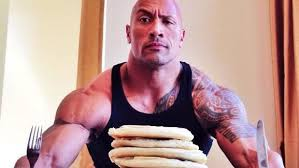 The Rock Revealed His Cheat Meals, And You'll Wonder How On Earth He Puts  It All Away