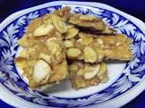 almond graham cracker cookies
