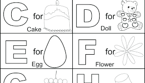 Free Abc Coloring Pages Free Coloring Pages Alphabet Letter Coloring