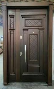 Wooden door designing Throughout Wooden Doors From Wood Space Crafts Pinterest Pin By Muratbek Murat On Kapılar Doors Door Design Wood Doors