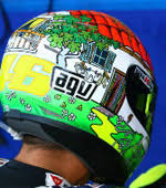 Check spelling or type a new query. Valentino Rossi My House Helmet Misano 2008 Valentino Rossi Helmets