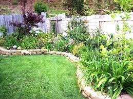 garden edging stone. River Rock Landscape Edging Stone Ideas Large Size Of Garden Lawn O