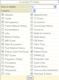 Patient Chart Tabs Patient Summary Interactive Chart Tab Product Documentation