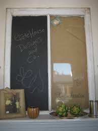 Chalkboard In Kitchen The Intimate Artisan Helping You Love Your Space