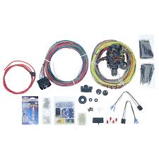 painless performance 20104 mustang universal muscle car wiring painless 10202 universal 18 circuit chassis wiring harness painless performance universal muscle car wiring harness 18 circuit