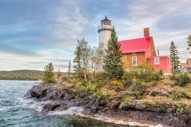 Harbor Light Credit Union App Michigan Lighthouses Marvac