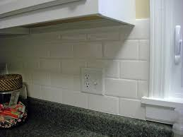 Image of: Best Subway Tile Backsplash Kitchen