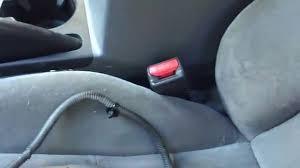 Honda Accord 2003 2007 Airbag Indicator Light On Simple Fix