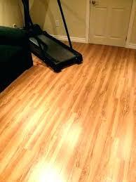 repair scratched laminate floor