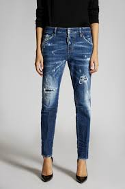 Denim Guide For Women Fall Winter Dsquared2 Online Store