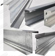 galvanised steel c section purlins