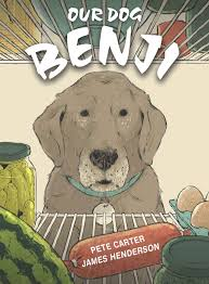 like so many dogs benji loves wver food is served up for his two legged counterparts he makes himself at home anywhere and everywhere especially