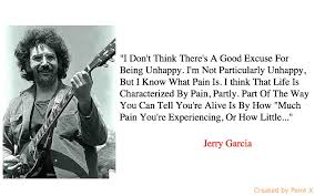 Jerry Garcia Quotes Gorgeous 48 Significant Jerry Garcia Quotes NSF MUSIC STATION