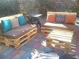diy outdoor pallet sofa ideas