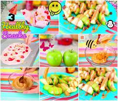 homemade healthy snacks diy