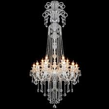 modern chandelier foyer. Elegant Crystal Chandelier Modern Large For Living Room Chandeliers Foyer Lighting Fixtures