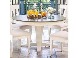 Canadel Gourmet Custom Dining Customizable Round Table Williams