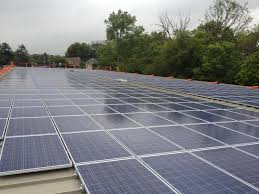 Standard Solar Continues Westward Expansion With Completion Of A Wilkinson Solar Lights