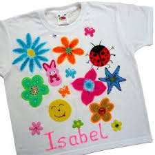 How To Design A Shirt With Paint T Shirt Painting Party Idea Kidzcraft Kids Party Ideas