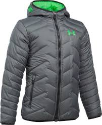under armour jackets for youth. product image · under armour boys\u0027 coldgear reactor hooded jacket jackets for youth l