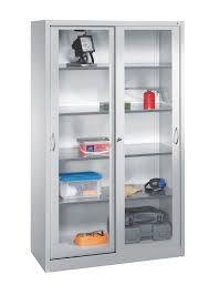 Sensational Design Glass Door Storage Cabinet With Doors Davinci ...