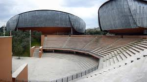 Auditorium Parco Della Musica Seating Chart There Is A Place In Rome Hosting Every Kind Of Art Music