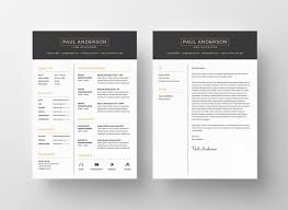 Free Resume Cover Letter Business Cards Templates By