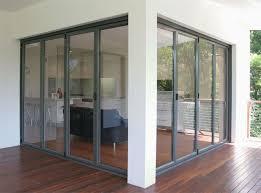 bi fold doors provide the maximum unobstructed view