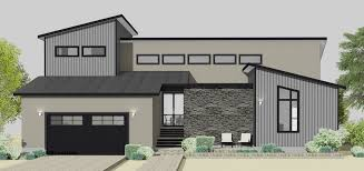 SemiCustom Home Plans  61custom Modern Home PlansCustom House Plans